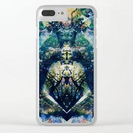 Aya-Abundance Clear iPhone Case