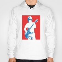 phil jones Hoodies featuring Phil Lesh by St.Knick