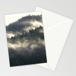 Foggy Hills Stationery Cards