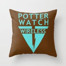Potterwatch Wireless Throw Pillow