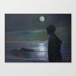 Night Watch Canvas Print