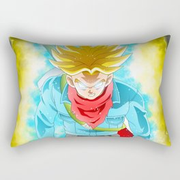 Trunks god Rectangular Pillow