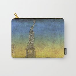 Lady Liberty #4 Carry-All Pouch