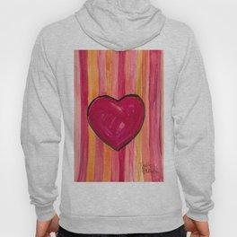I love Hearts Hoody