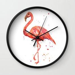 Strawberry Showgirl Wall Clock
