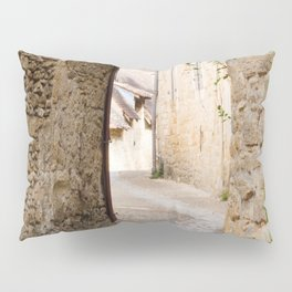 Through the Village Pillow Sham