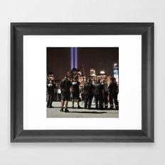 FDNY Foundation  Framed Art Print
