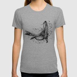 Seal and Fish T-shirt
