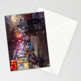 Shanghai Streets Stationery Cards