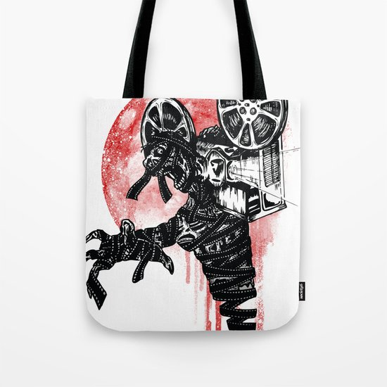 A Film By The Mummy Tote Bag