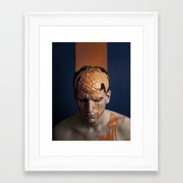 Agent Orange  Framed Art Print