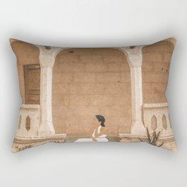 On the Steps Rectangular Pillow