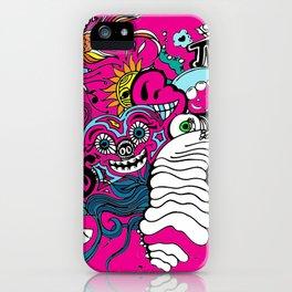 Doodle Graffitti iPhone Case