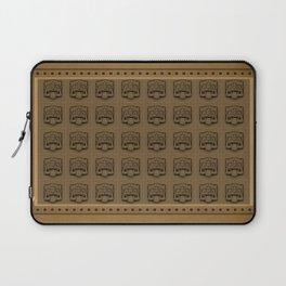 Maya pattern 5 Laptop Sleeve