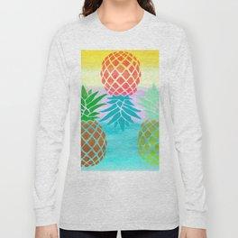 Abacaxi Long Sleeve T-shirt