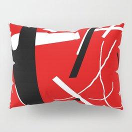Monster Stripes Pillow Sham