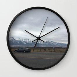 midwest sedan Wall Clock