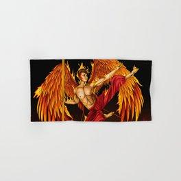 Pole Creatures - Phoenix Hand & Bath Towel