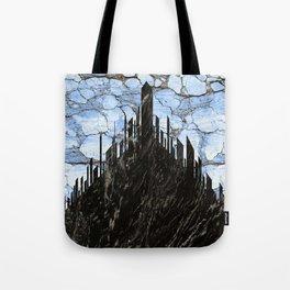 marble city Tote Bag