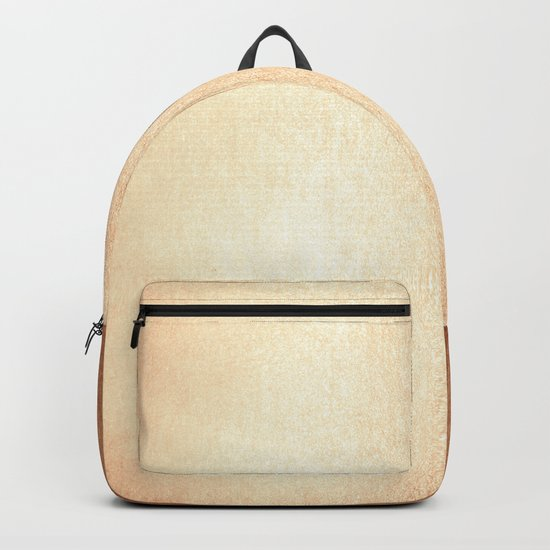 Simply Deep Bronze Amber Backpack