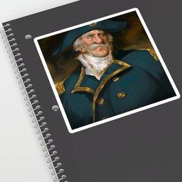 Oh Captain, My Captain (Captain Crunch) Sticker