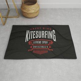 Enjoy Wind Kitesurfing Rug