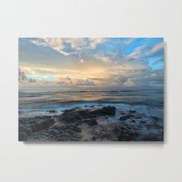 Sunrise, Poipu, Kauai Metal Print