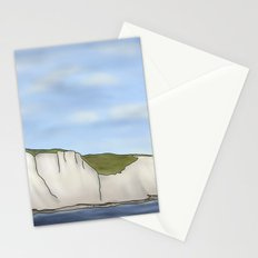 The White Cliffs Stationery Cards