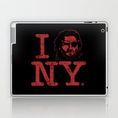 I (Snake) NY Laptop & iPad Skin