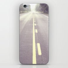 The Open Road iPhone & iPod Skin