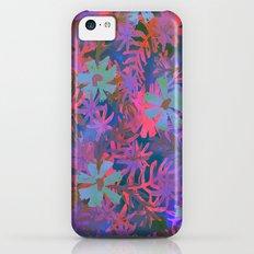 Jungle Fever Floral Slim Case iPhone 5c