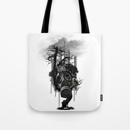 DIRTY WEATHER Tote Bag