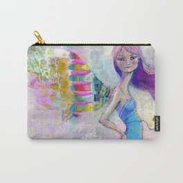 Perfect Little by Jane Davenport Carry-All Pouch