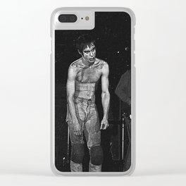 Mr. POP Clear iPhone Case