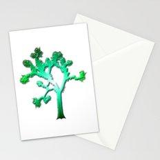 Joshua Tree Verdant by CREYES Stationery Cards