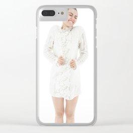 MC Clear iPhone Case
