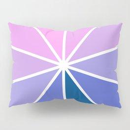 Purple Pink Aesthetic Pillow Sham