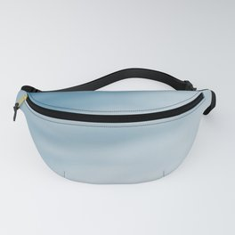 cloudy sky texture Fanny Pack