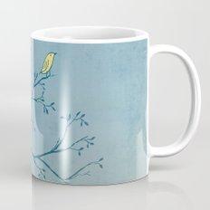 Yellow Bird Mug