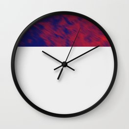 Perfect Places 2 Wall Clock