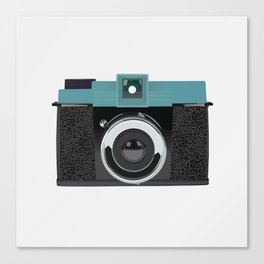 Diana Camera Canvas Print
