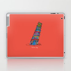 pisa tower Laptop & iPad Skin