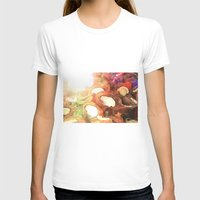 coconut wishes T-shirts featuring COCONUT by Laura James Cook