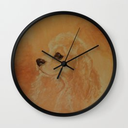 American Cocker Spaniel Wall Clock