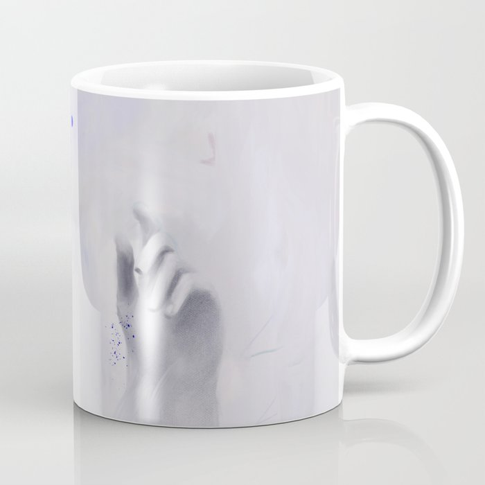 The Weight Of It All Coffee Mug By Amocci