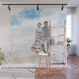 Bob and Fanny Wall Mural