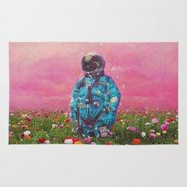 The Flower Field Rug