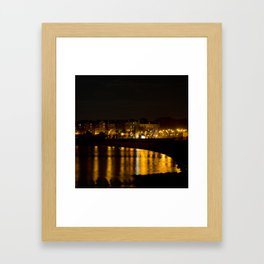 Reflections VI - Sea Of Fire Framed Art Print