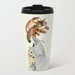 tonari no totoro Travel Mug