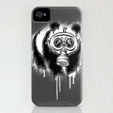 Choked Panda iPhone (4, 4s) Slim Case